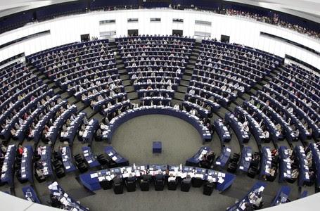 El Parlamento Europeo, en Estrasburgo, durante una votación, en junio del 2011.