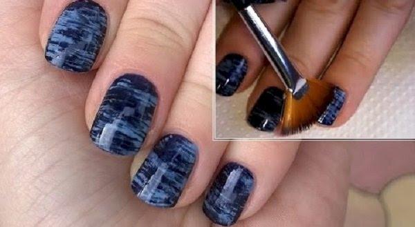 домашний маникюр рисунки на ногтях