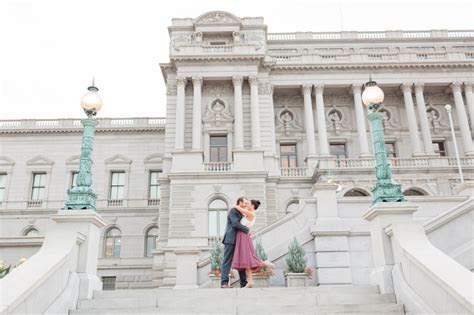 Library of Congress Engagement Photos