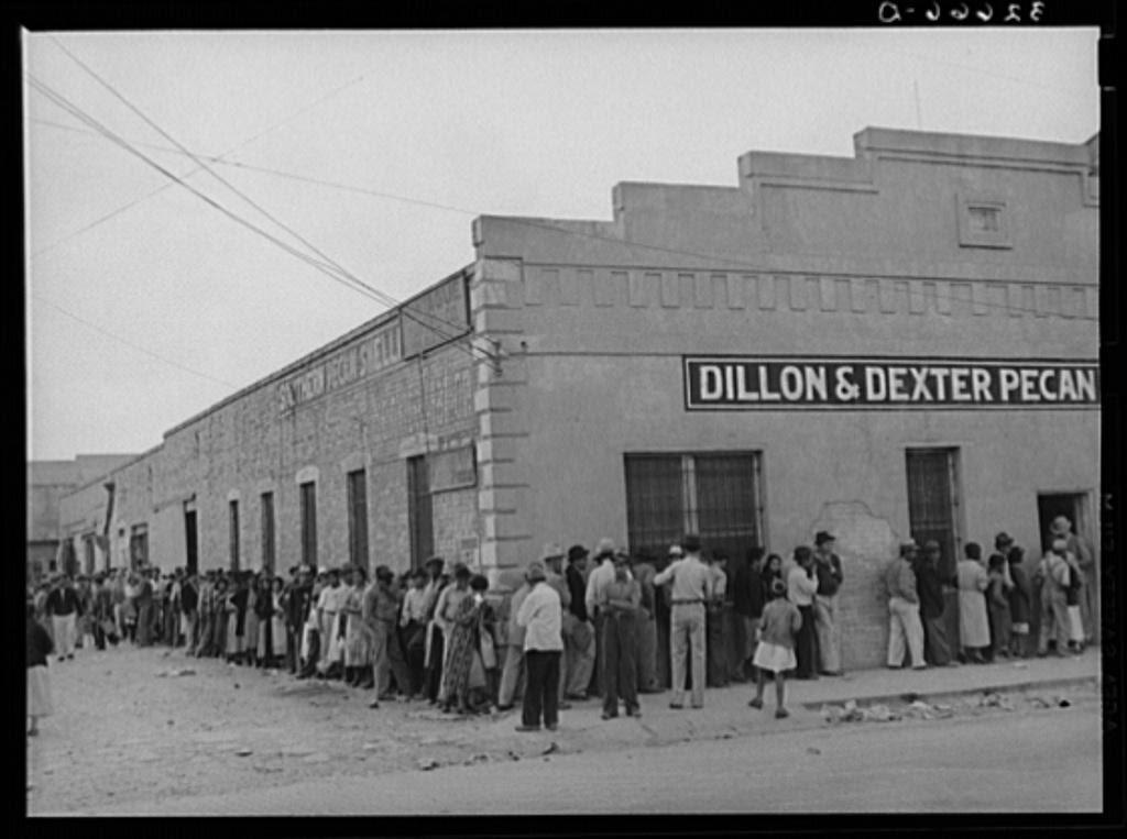 A Look Back at Depression-Era Texas and Texans   KUT