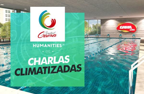 Ciudad Gama - Humanities es charlas climatizadas