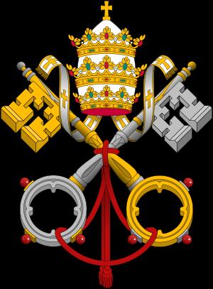 Deutsch: Emblem des Pontifikats English: emble...