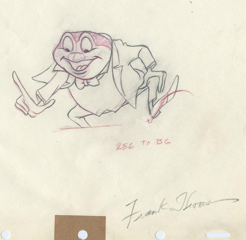 Auctionhowardlowerycom Disney Adventures Of Ichabod And Mr Toad