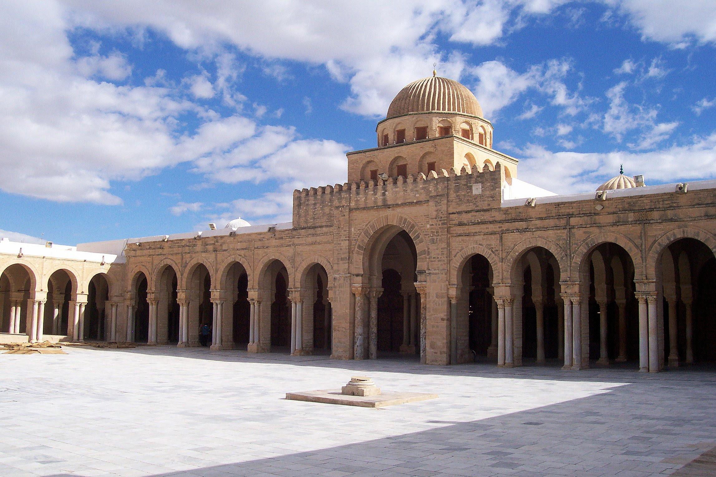 Masjid Pertama di Afrika