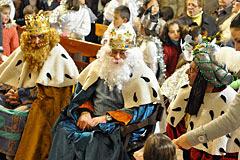 Hacer fotos en Reyes Magos