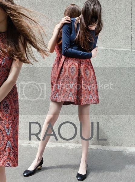 Raoul fall winter 2013 campaign