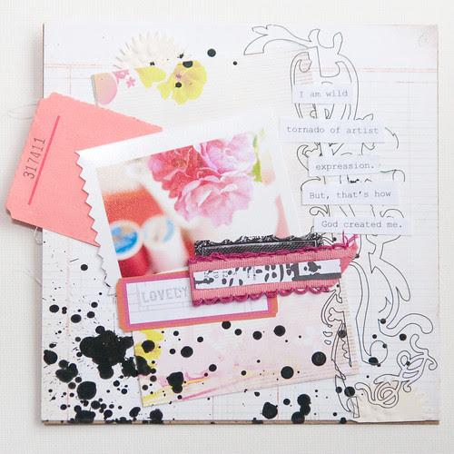 Debee Campos, mini books,