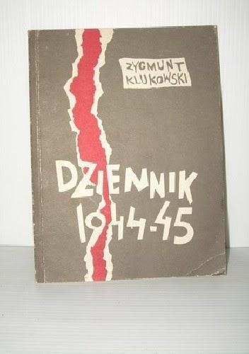 Okładka książki Dziennik 1944-45