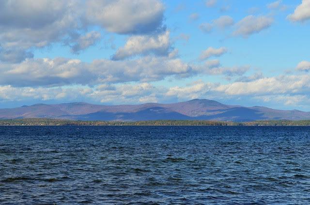 Bigger Water, Land, Sky