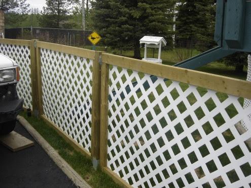 Need help building a dog fence. : DIY