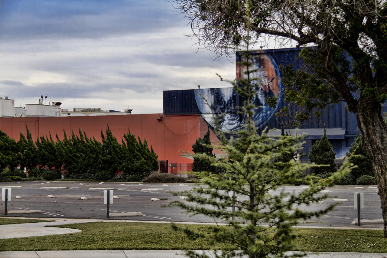 Downey Studios exterior