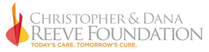 English: Logo for the Christopher & Dana Reeve...