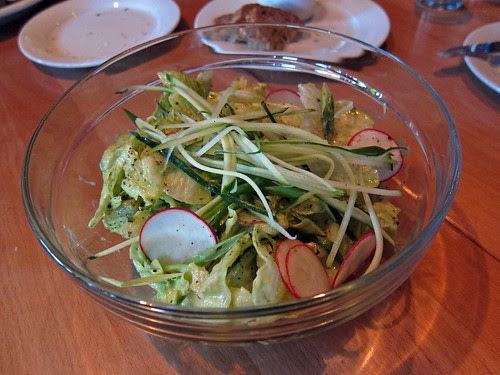 grunsten goddess salad