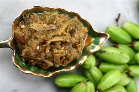 sambal hitam pahang cooking  marina mustafa