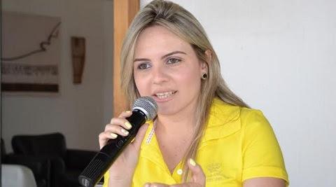Francielle Lopes – Diretora da 4.ª URSAP – Foto: Divulgação