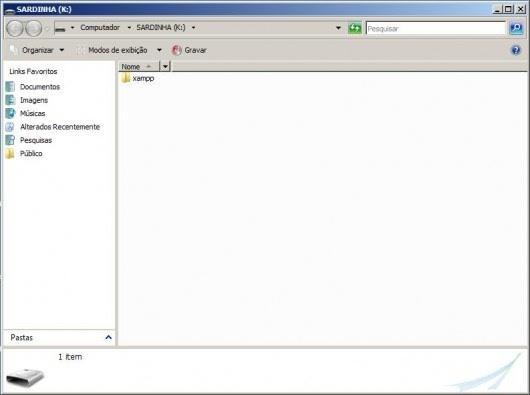 Cesar: Xampp Portable – Ilustrado (PHP, Apache e MySQL no ...