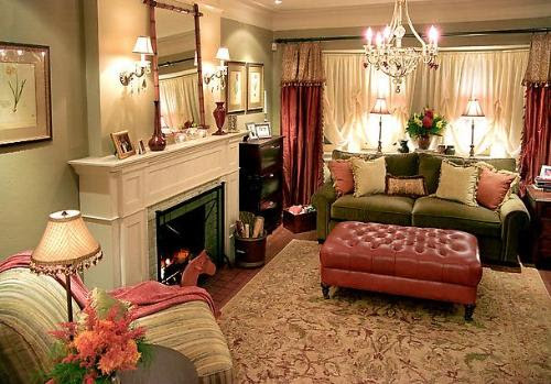 Sconces Lighting Over Fireplace | Home Design Ideas