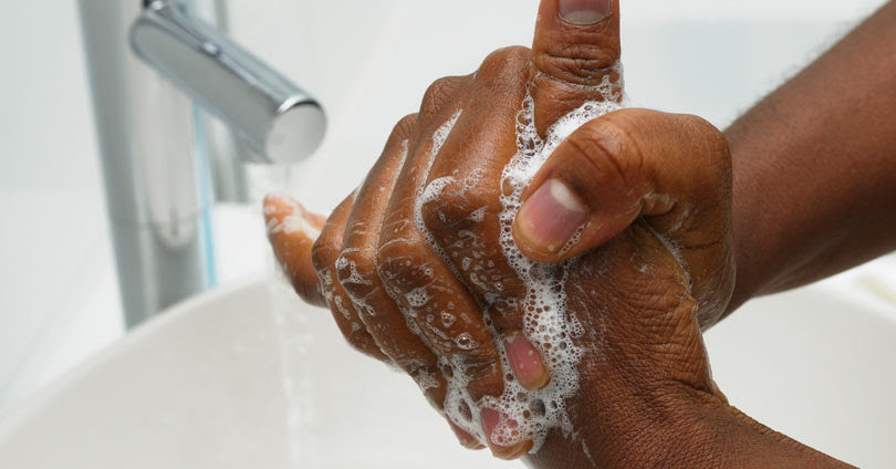 Want To Stay Healthy Hand Washing Really Helps
