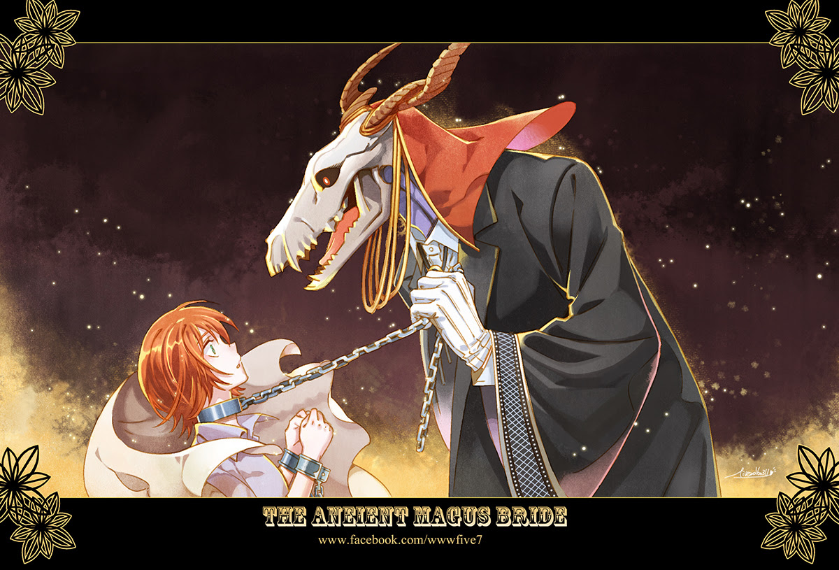 Img 3598 Jpg The Ancient Magus Bride Photo 40352251 Fanpop