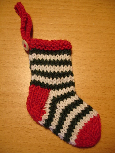 mini christmas stocking 001