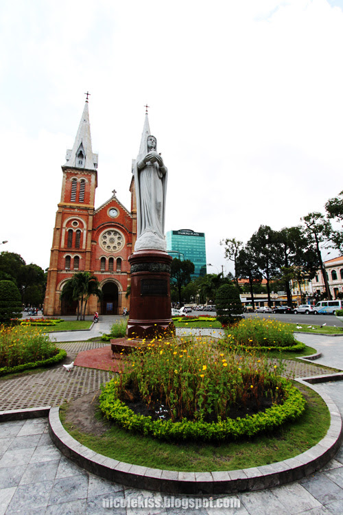 HCMC Notre Dame Cathedral