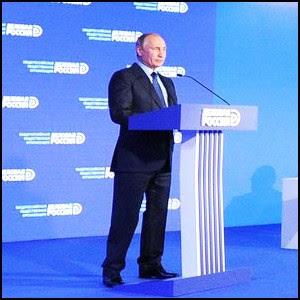 Владимир Путин успокоил «Деловую Россию»