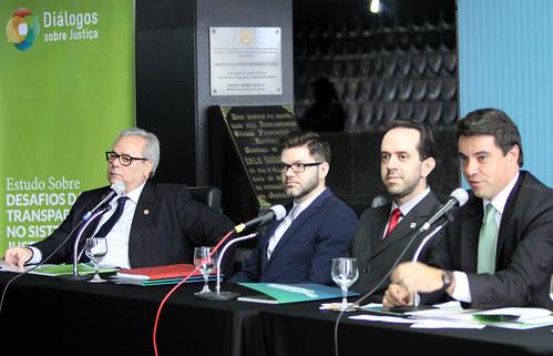 Pesquisa traz recomendações ao CNJ para melhoria da transparência no Judiciário