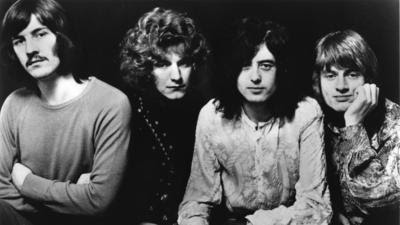 Led Zeppelin copyright trial