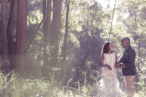 Loise & Daniel :: Karura Forest Kenyan Engagement Photography