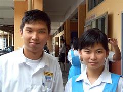 CLF & Wen Xin