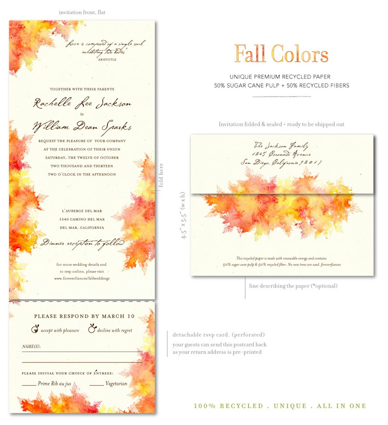Fall Colors - All-in-One