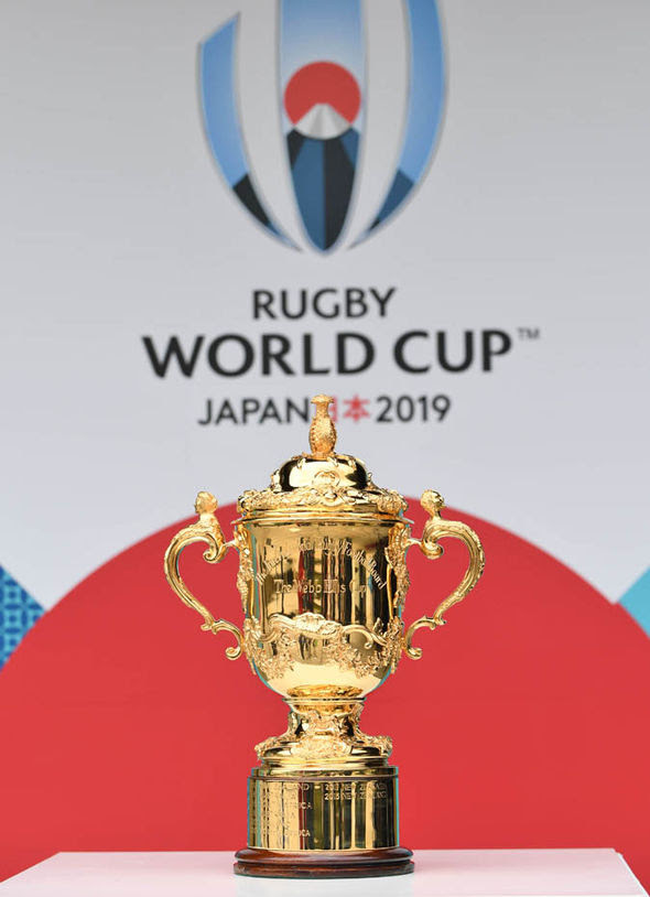 Rugby World Cup 2019 -  19 SEP - 2 NOV 2019