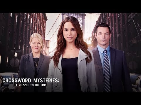 Watch Crossword Mysteries: A Puzzle to Die For (2019) FULL ...