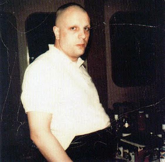 Syd Barrett, supuestamente durante el 5 de junio de 1975.
