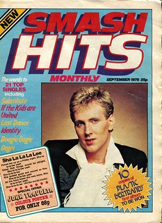 Smash Hits, September 1978