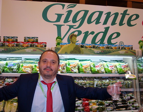 Gigante Verde desde España by Grupo THM, tecnologías horticultura mediterránea