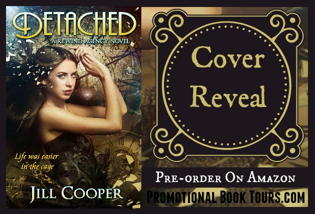 detached cover reveal