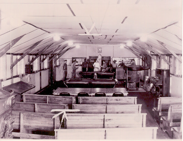 Recreation Hall, Grand Canyon CCC Camp