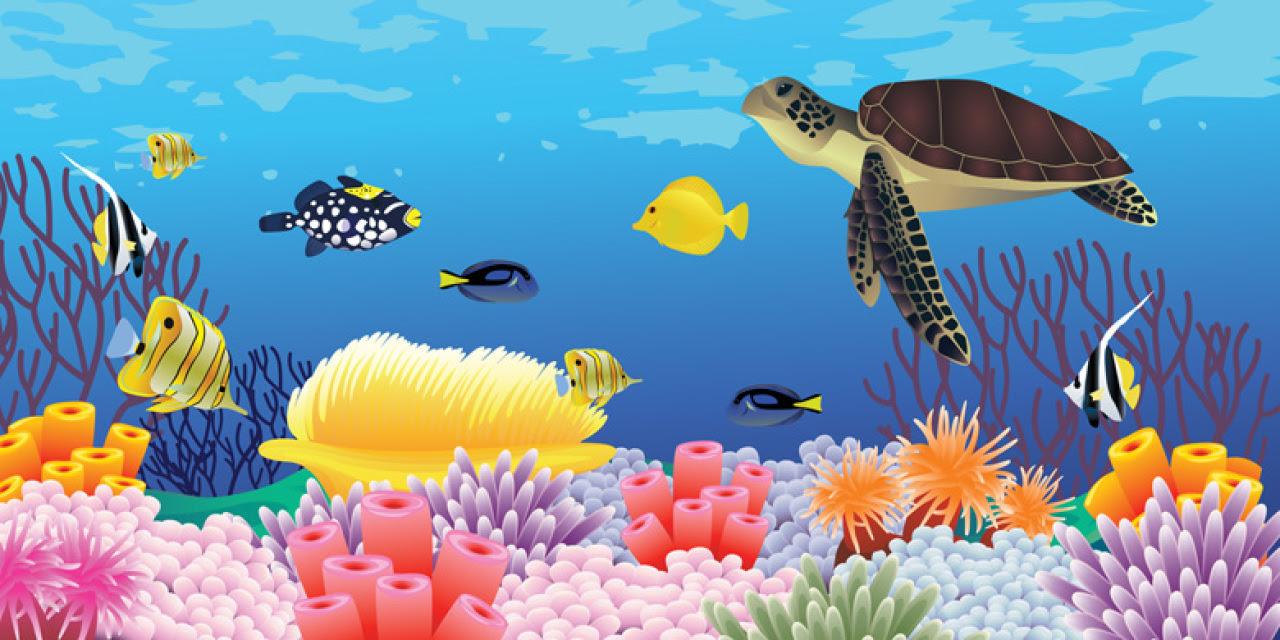 Pro Art Under The Sea