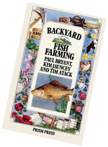 Backyard Fish Farming Tilapia Pdf