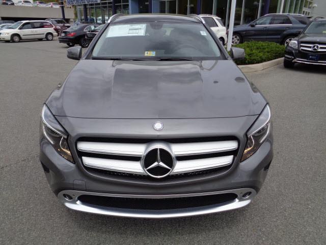 2015 Mountain grey Mercedes-Benz GLA-Class - Roanoke Times ...