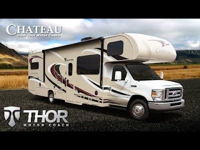 RV videos: Thor Chateau, Keystone Passport, Adventure RV, & the Jayco EcoAdvantage