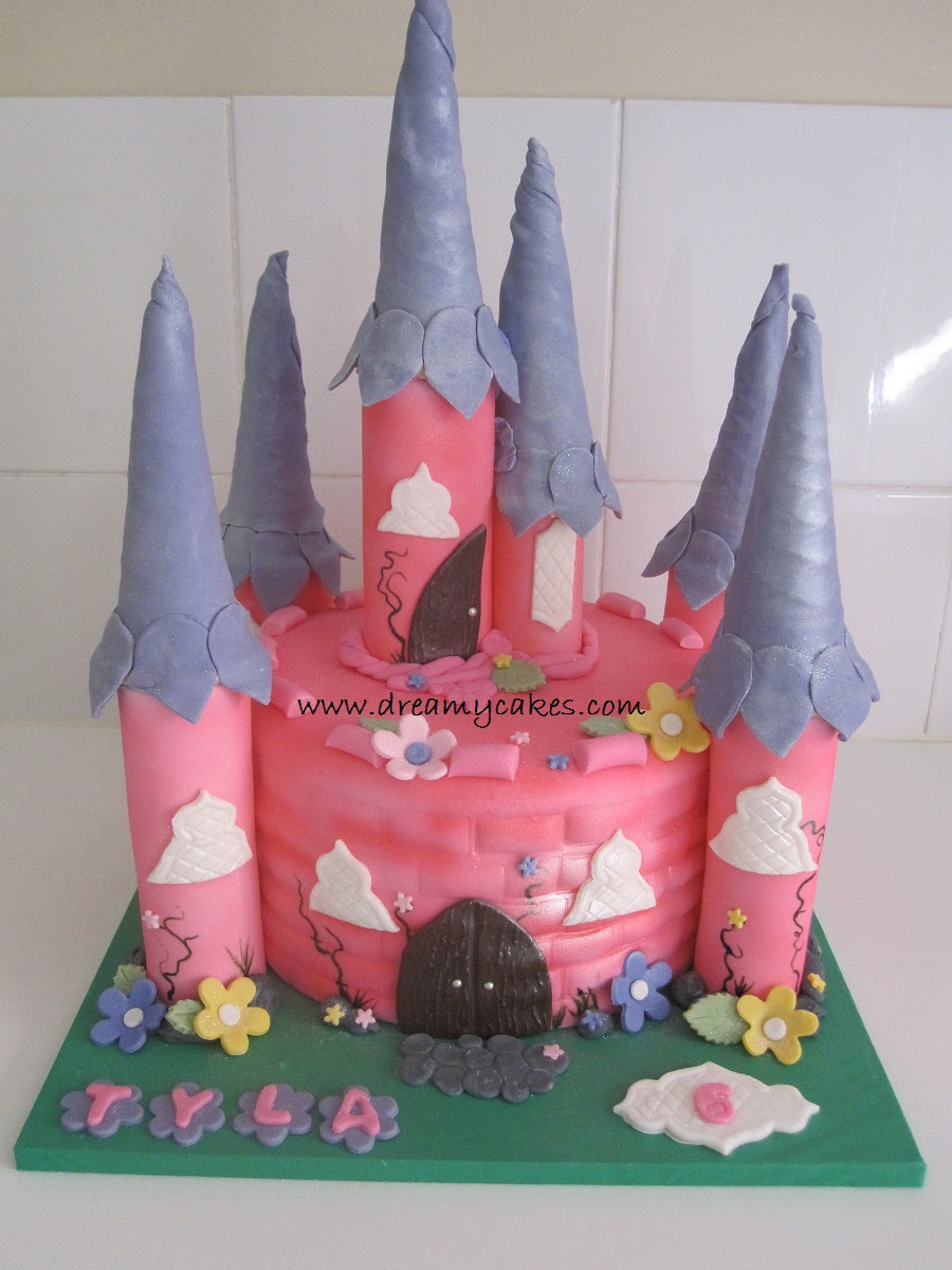3 Princess Cake Designs Any Little Girl Will Love
