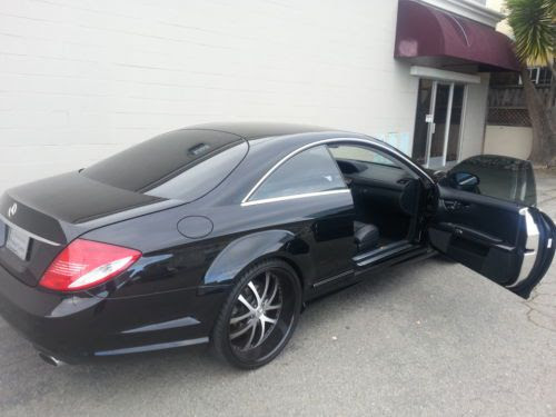 Buy used 2008 Mercedes Benz CL550 AMG with Comprehensive ...