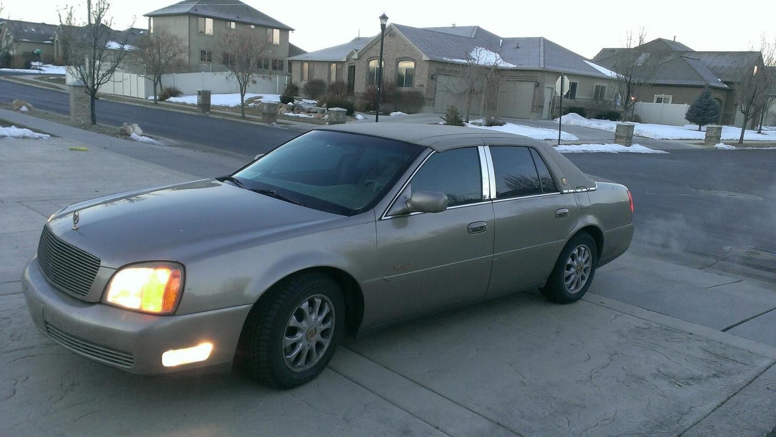 2002 Cadillac DeVille - Pictures - CarGurus