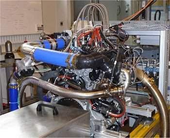 Motor híbrido modificado atinge 42 km/l