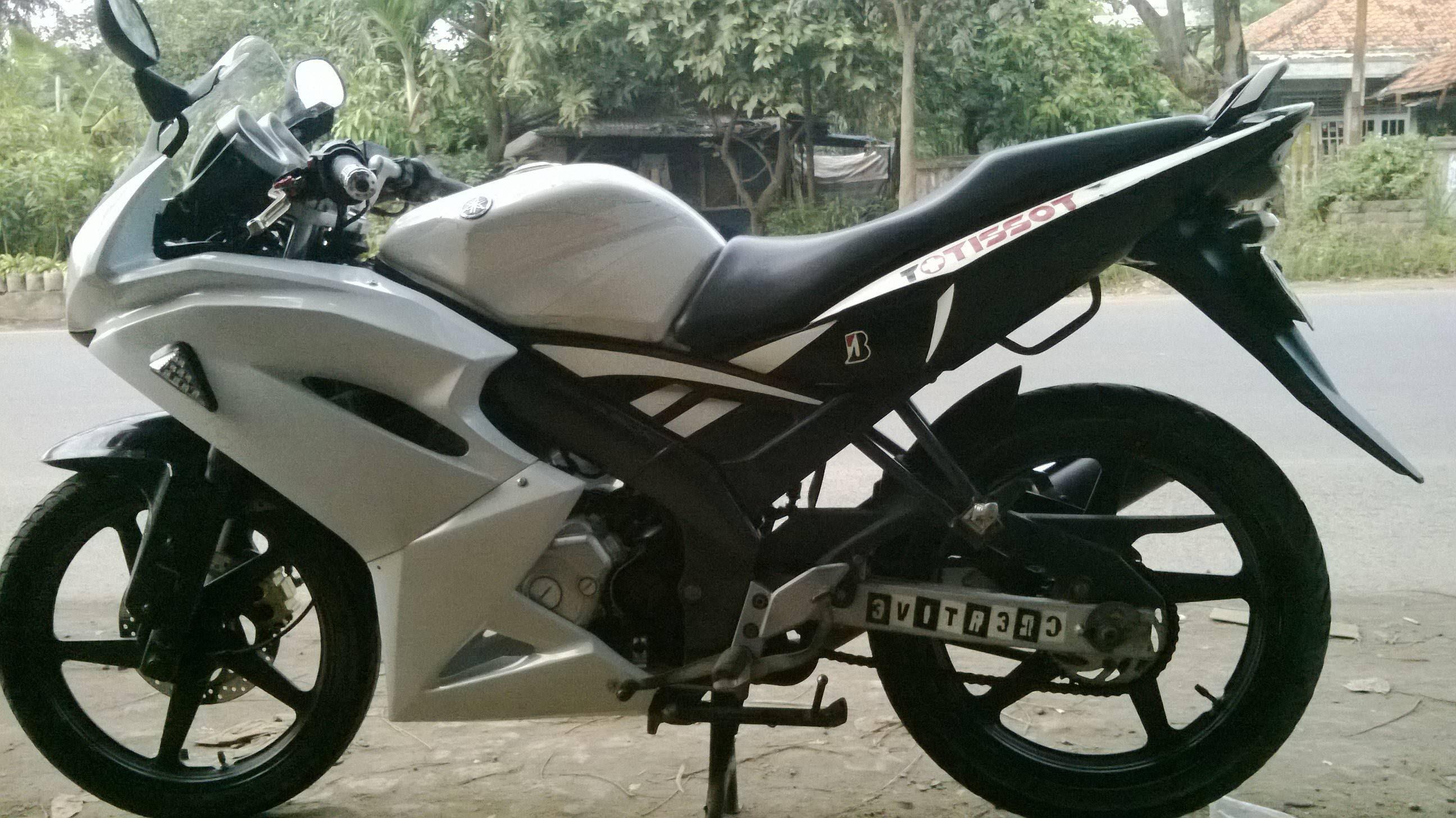 101 Biaya Modifikasi Vixion 2010 Full Fairing Modifikasi Motor