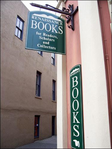 Renaissance Books, Victoria, BC
