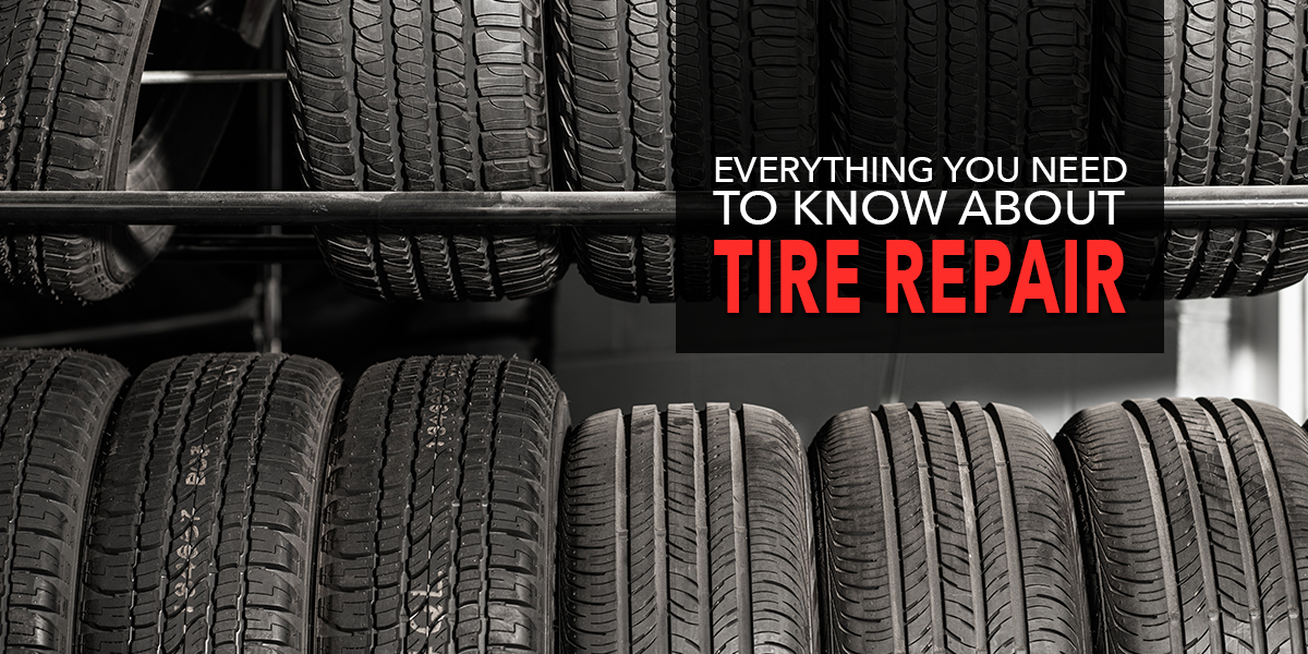 Everything You Need To Know About A Tire Repair