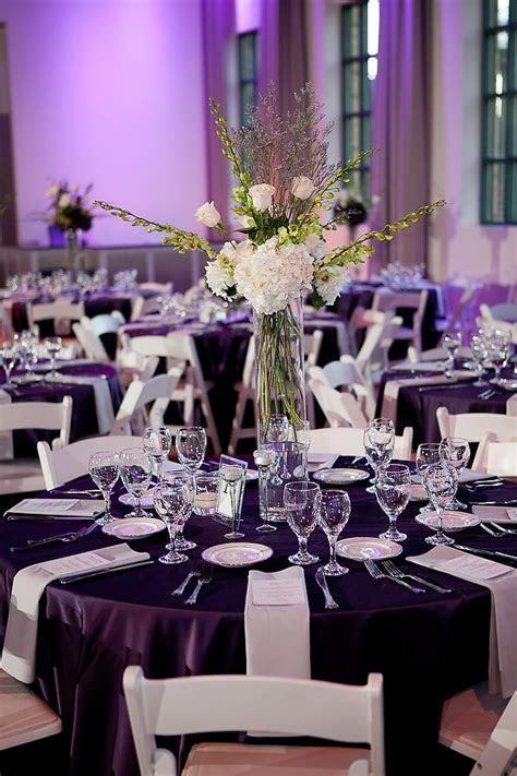 25  best ideas about Purple Table Decorations on Pinterest